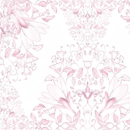 Tkanina 17771 | Flowers inspirations - seria 2