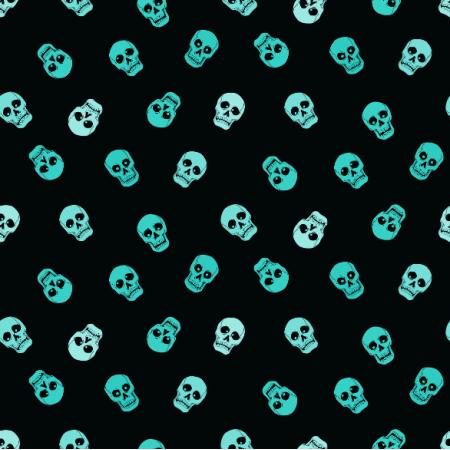 17850 | Niebieskie czaszki