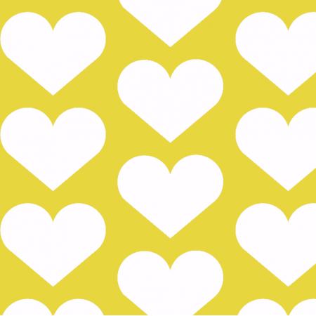 Fabric 1950 | hearts