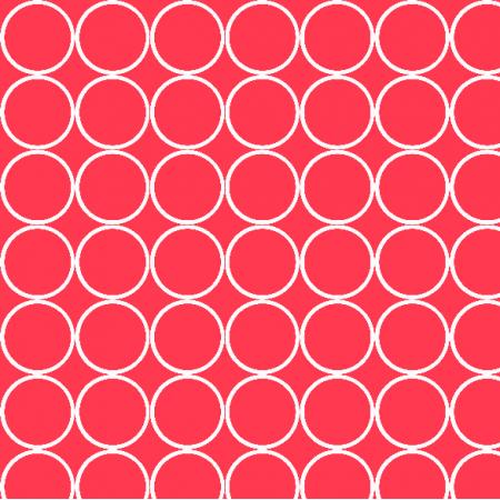Tkanina 1953 | circles