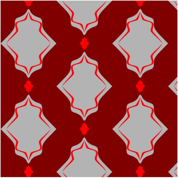 Tkanina 18084 | wzór bordo