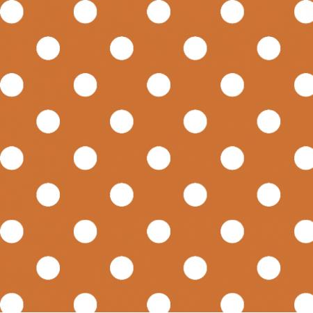 Fabric 18219 | autumn polka dots
