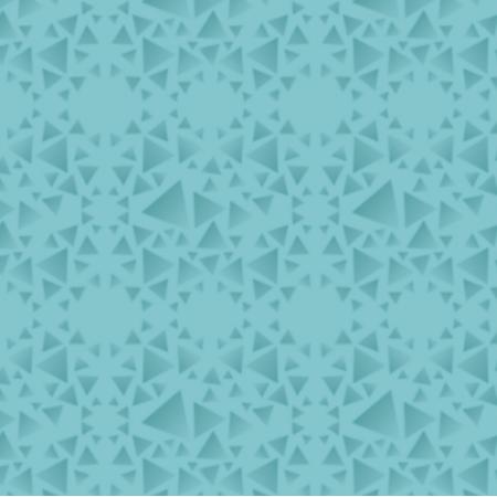 Tkanina 18227 | TRÓJKĄTY - KAFELKI - purist blue