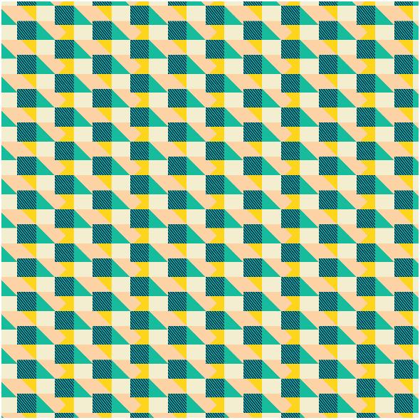Fabric 18228 | geometric