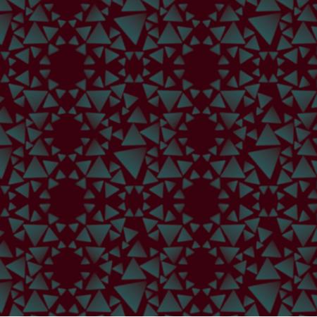 Fabric 18238 | TRÓJKĄTY - KAFELKI - cassis