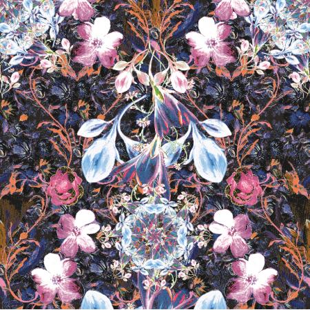 18240 | Kompozycja z kwiatami - seria 3