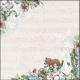 Tkanina 18255 | Rustic winter pillow 2