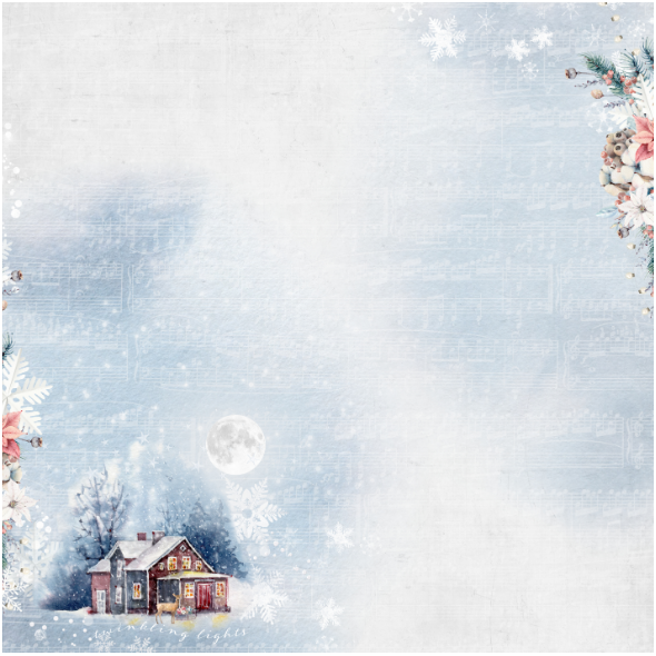 Fabric 18269 | winter charm pillow3