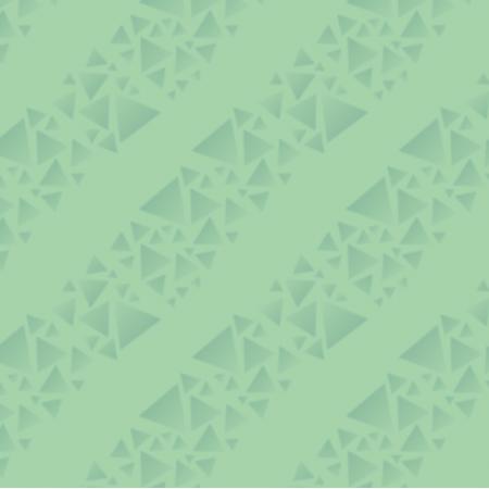 Fabric 18277 | trójkąty - paski - neo mint
