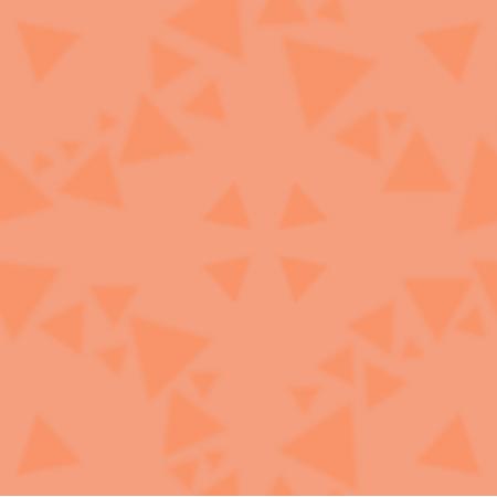 18292 | KAFELKI - koła i trójkąty - cantaloupe