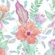 Fabric 18299 | protea i eukaliptus