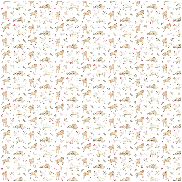 Fabric 18320 | Kucyki