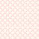 Fabric 18332 | brzoskwiniowa geometria - kafelki