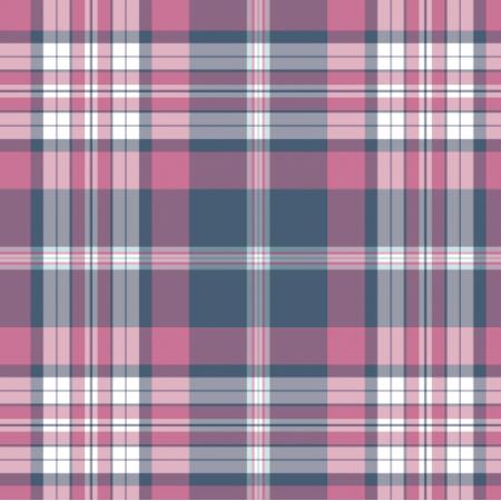 Tkanina 18366 | krata pink