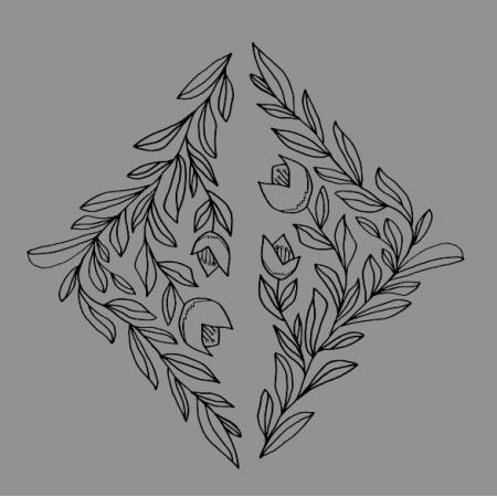 18492 | Ornament szkicowany 155