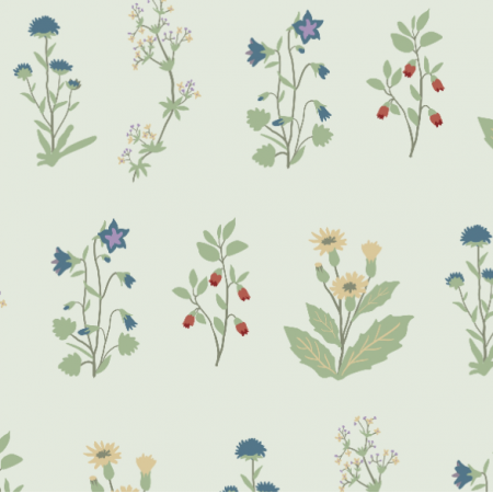 Fabric 18567 | heath
