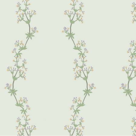 Fabric 18568 | heath bedstraw