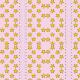 Tkanina 18574 | różowe święta