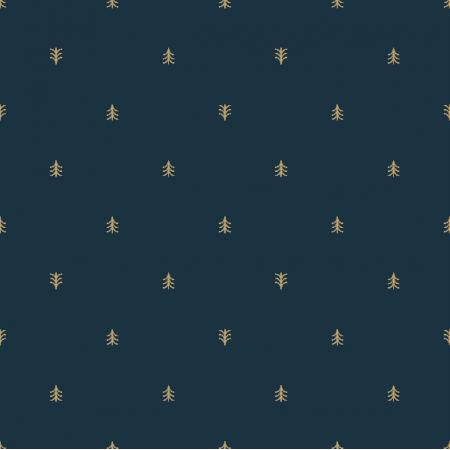 Tkanina 18618 | MINIMALISTIC TREE
