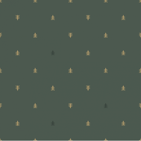 Fabric 18619 | MINIMALISTIC TREE 02