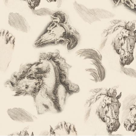 Fabric 18806 | Crazy Horses