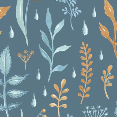 18847   jesienne listki blu-grey