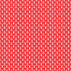 Fabric 18854 | Renifery na czerwonym small