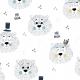 Tkanina 18875 | Mr. Bear