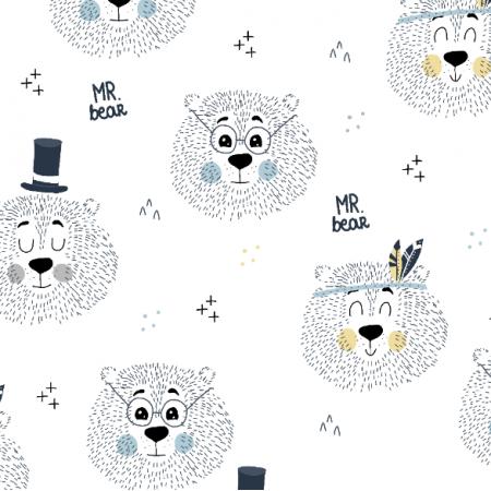 Fabric 18875 | Mr. Bear