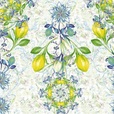 18997 | Kompozycja z kwiatami - seria 4
