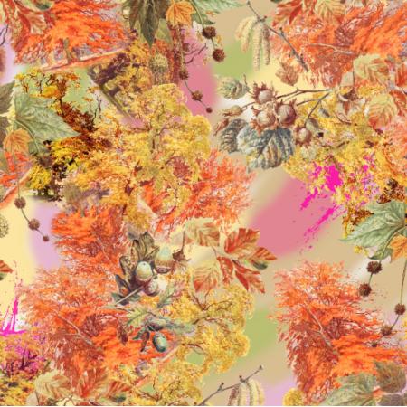 Fabric 19016 | JESIENNY Park