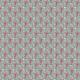 Fabric 19240   guzmania szarość