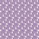Fabric 19250   króliki na łące pudrowy róż