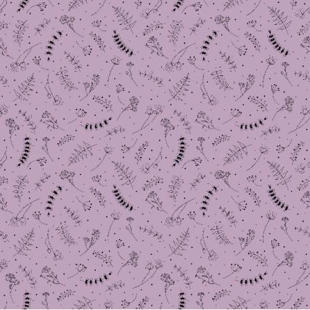 Fabric 19251 | łąka pudrowy róż