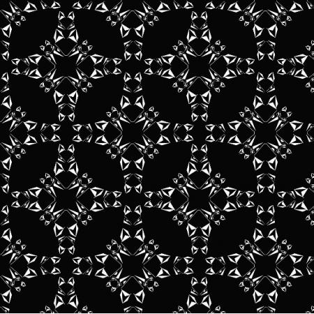 19270 | Geo lisy na czarnym tle