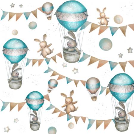19312 | balonowe króliczki