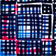 Tkanina 2096 | TARTAN BY NIGHT