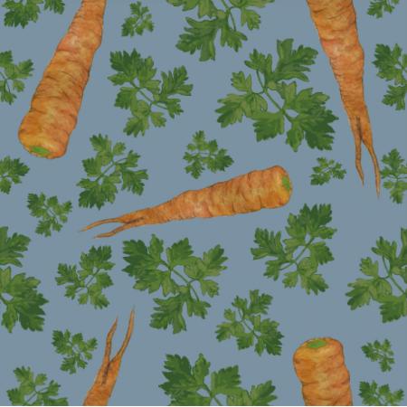 Fabric 19431 | parsley&carrots