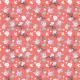 Tkanina 19454 | zimowa kompozycja coral xl