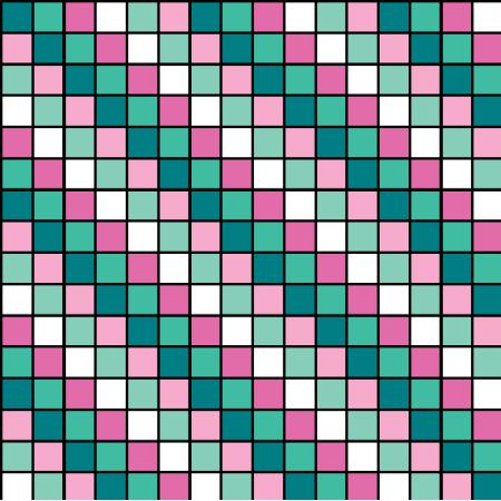 Tkanina 19773 | pastelowa kratka small