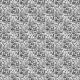 Fabric 20016 | PSIARNIA CZARNO-BIAŁA / KENNEL BLACK & WHITE