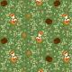 Fabric 20064 | leśne śpioszki (wiosna) 2