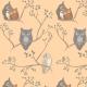 Fabric 20234 | Awww owls (light)2