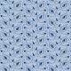 Fabric 20274 | cats and roses light blue