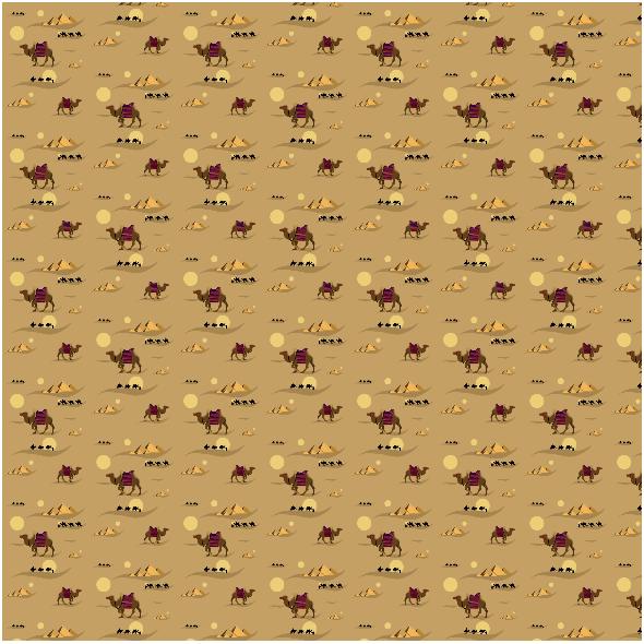 Fabric 20301 | PUstynna odysejA