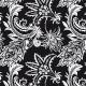 Fabric 20354 | Amiya BLACK