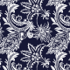 Tkanina 20356   Amiya dark blue