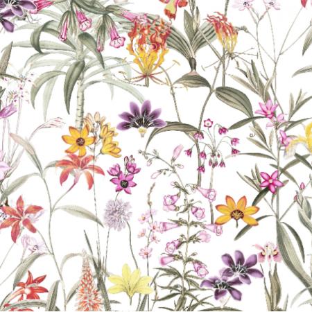Fabric 20420 | Botaniczny 1