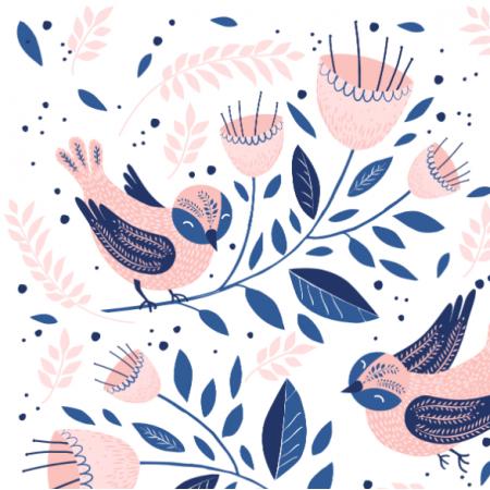 20488 | wiosenne ptaki