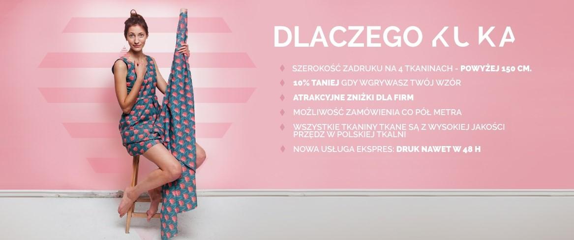 Drukuj na tkaninach, satyna, ryps, panama, perkal, szybko i ekologicznie, możliwość zamówienia od pół metra